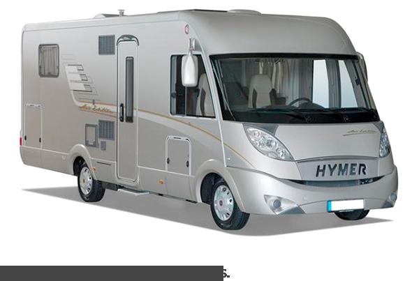 Hymer B 698 CL